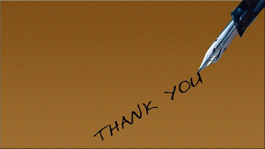 …. vielen Dank!!!