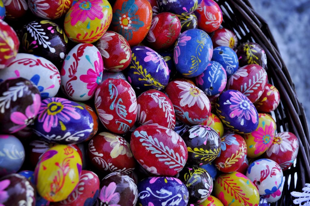 Frohe Ostern-Urlaub