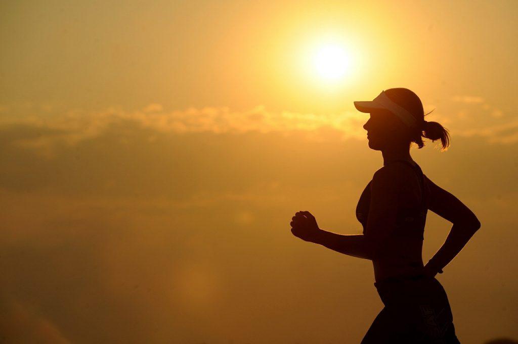 Erhöhte körperliche Aktivität oder Wettkampf